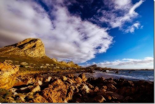 Rooiels Coastline